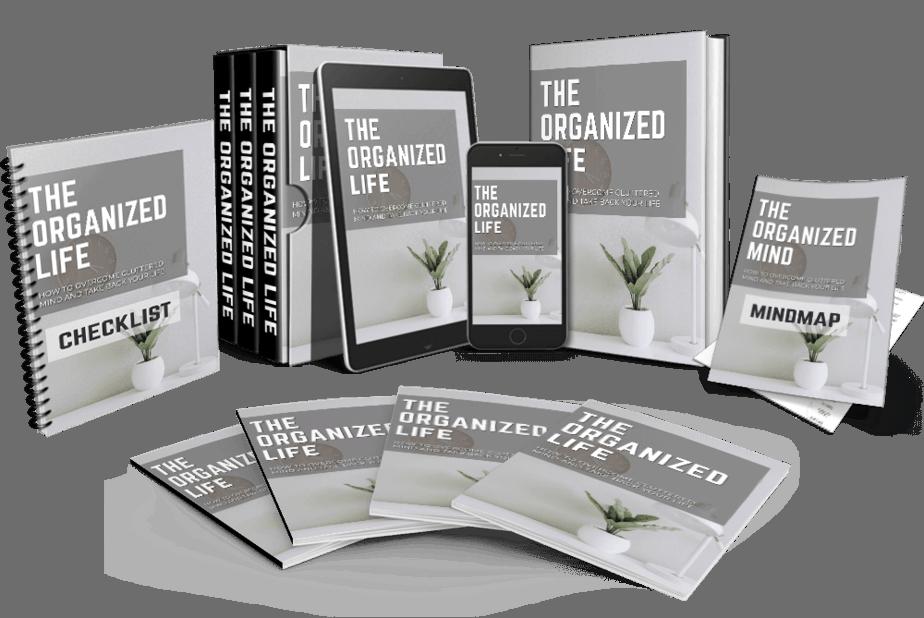 The Organized Life Bundle