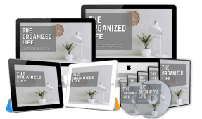 The Organized Life Upsell Bundle