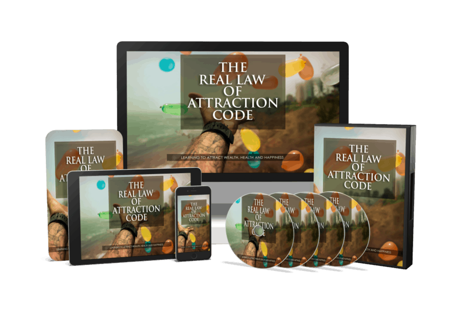 The Real Law Of Attraction Code Bundle