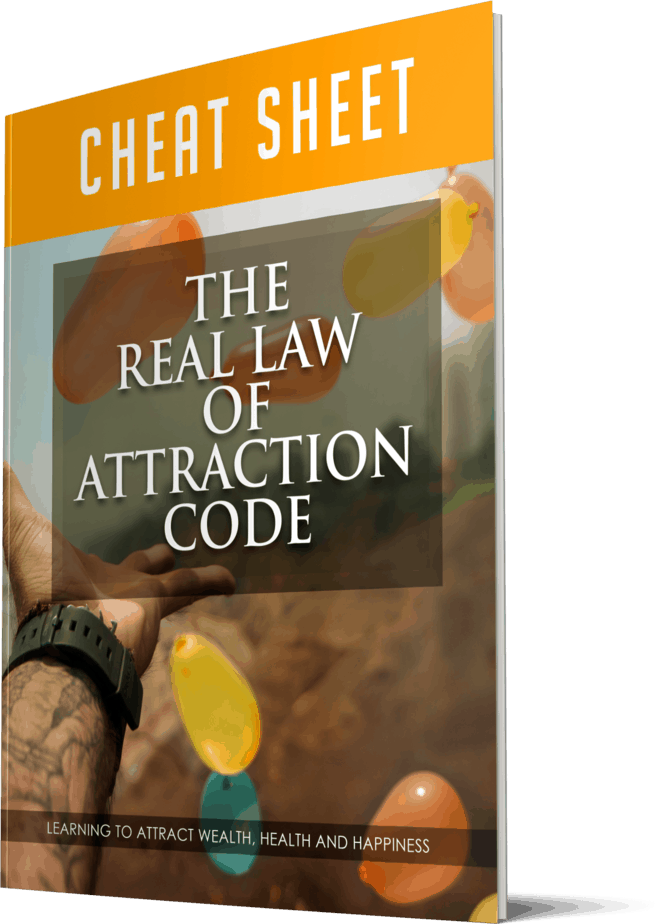 The Real Law Of Attraction Code Cheatsheet