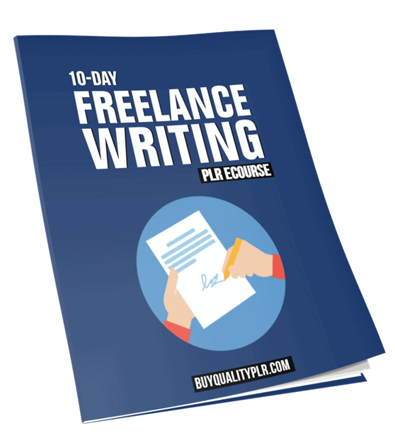 Top Quality Freelance Writing PLR Email Course