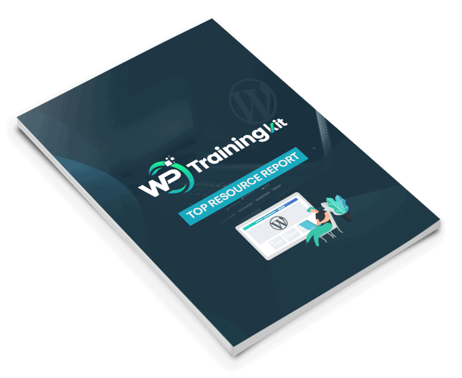 WP Training Kit Top Resource Report 1