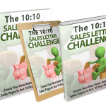 The 1010 Sales Letter Challenge Personal Use