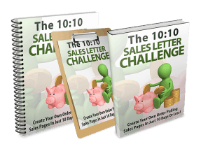 1010 Sales Letter Challenge Bundle