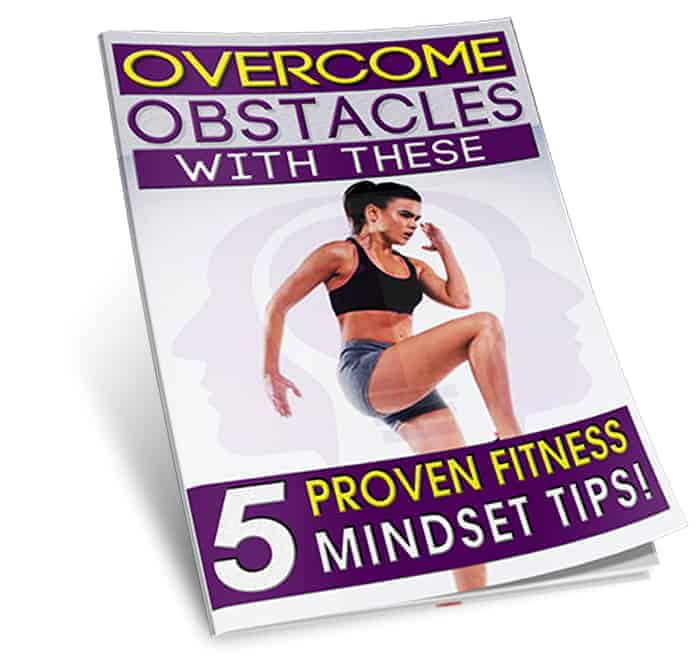 Fitness Mindset Tips PLR Report and Squeeze Page