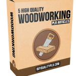 5 High Quality Woodworking PLR Articles