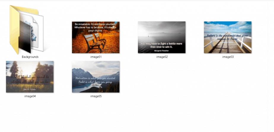 5 Shareable Social Media Inspirational PLR Images