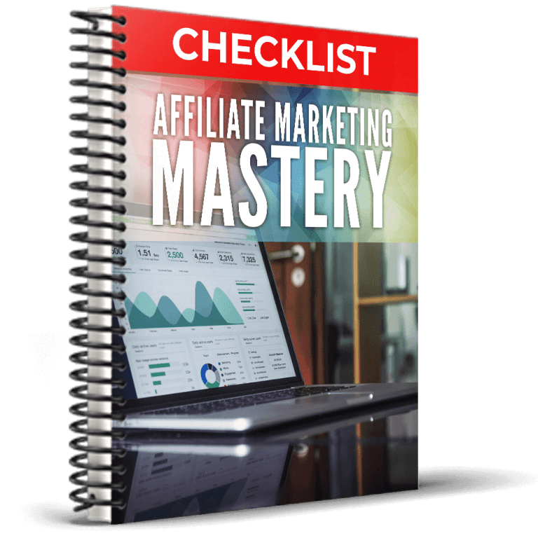 Affiliate Marketing Mastery Checklist