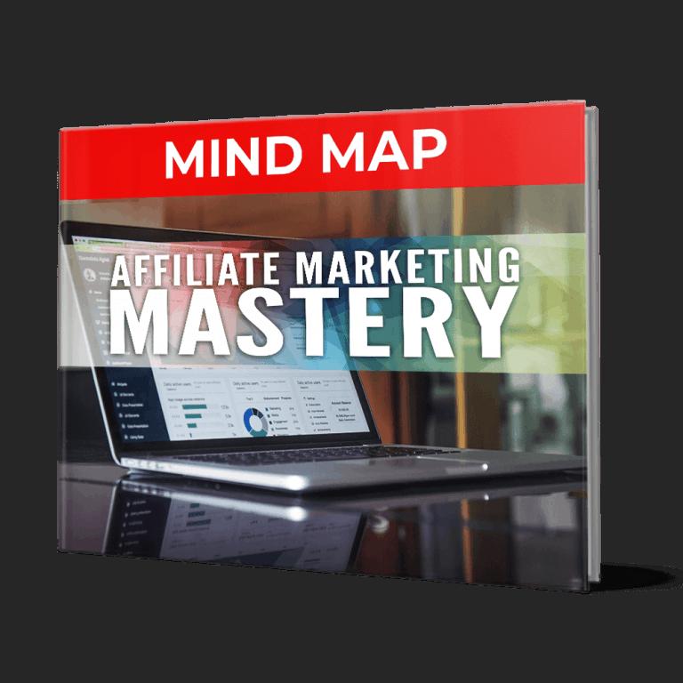 Affiliate Marketing Mastery Mind Map