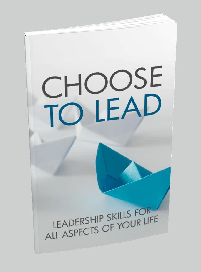 Choose To Lead Ebook