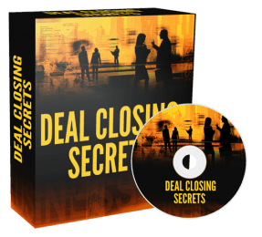 Deal Closing Secrets Cover