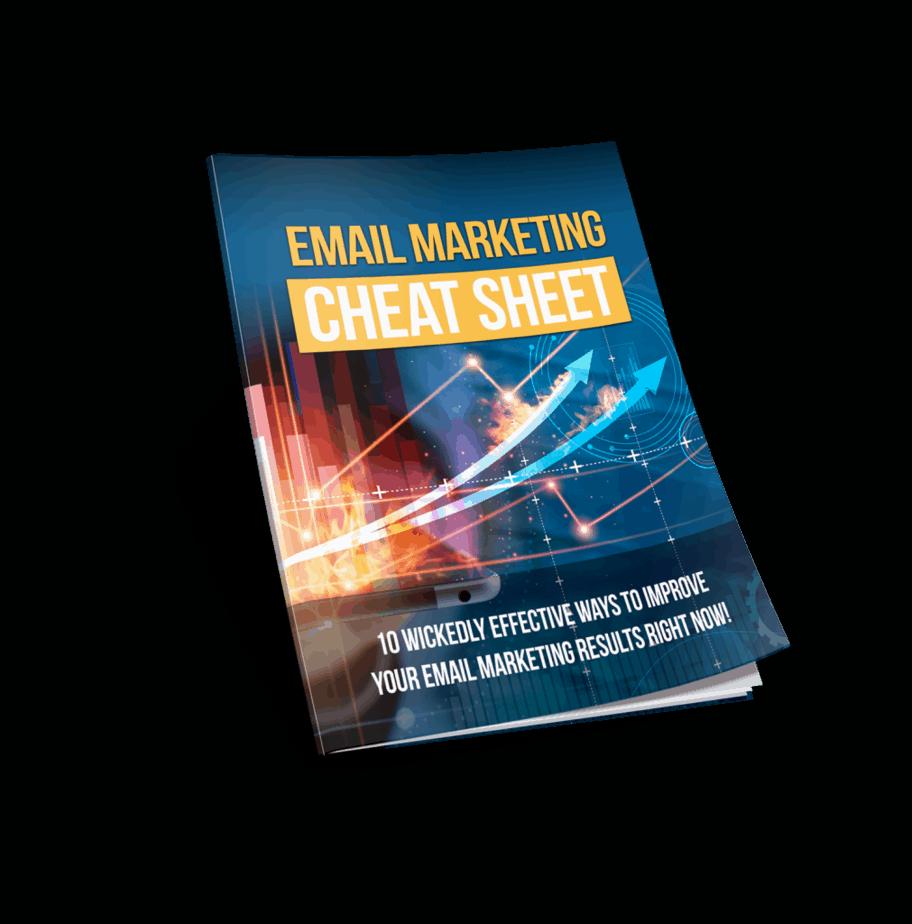 Email Marketing PLR Cheat Sheet