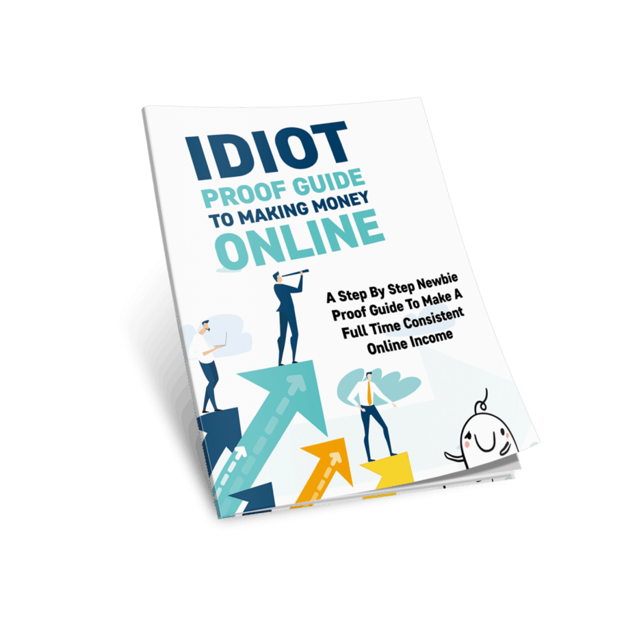 Idiot Proof Guide To Making Money Online Premium PLR eBook
