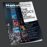 Marketstorm The Basics of Intenet Advertising MRR Newsletter Magazine