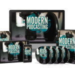 Modern Podcasting Sales Funnel with Master Resell Rights