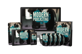 Modern Podcasting Bundle