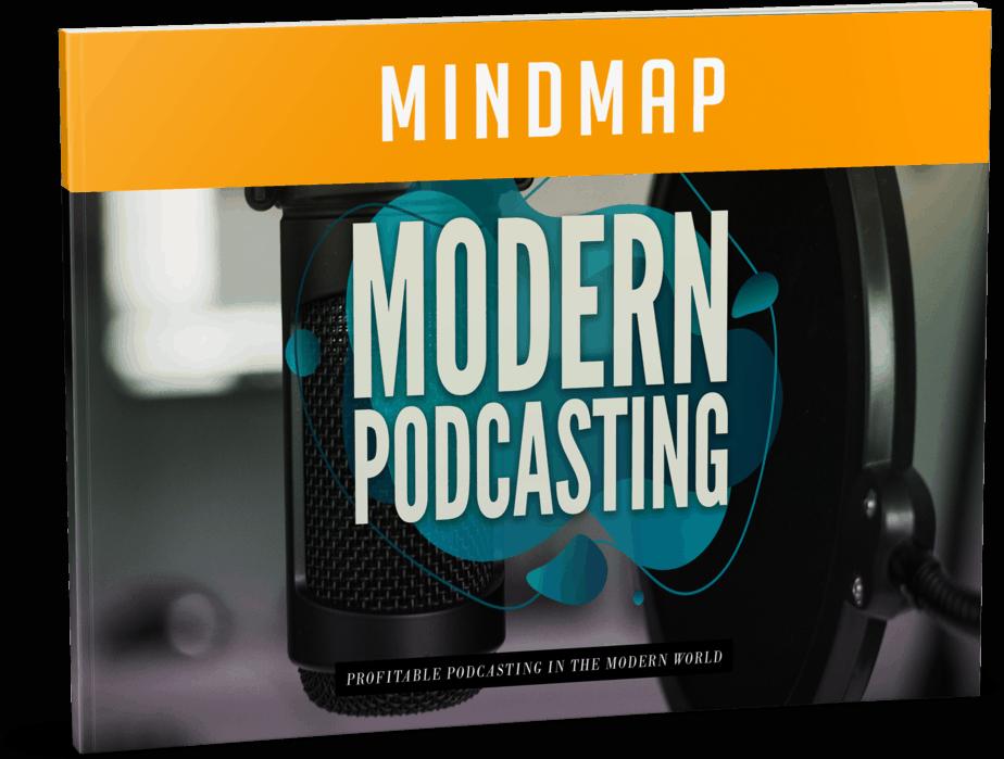 Modern Podcasting Mindmap