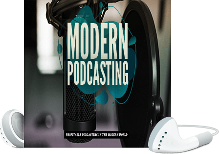Modern Podcasting Voice Over