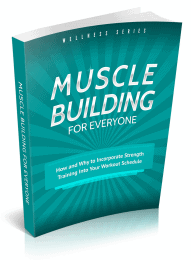 Muscle Building for Everyone Premium PLR Package PLR eBook