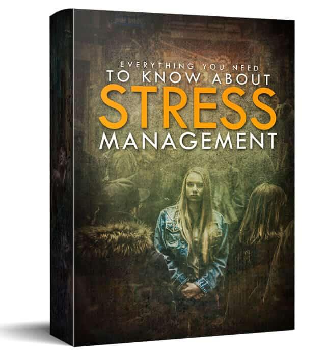 Stress Management Guide MRR Lead Magnet