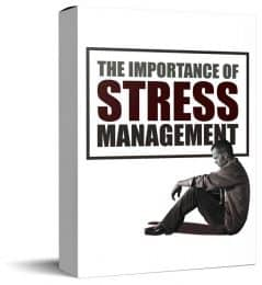 The Importance Of Stress Management MRR List Building Kit