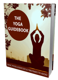 The Yoga Guidebook MRR Lead Magnet and Squeeze Page