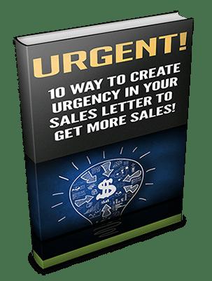 Urgent ebook