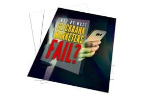 Why Do Most ClickBank Marketers Fail