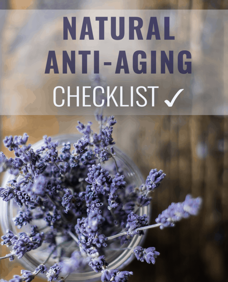 Natural Anti-Aging PLR Checklist
