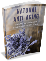 Natural Anti-Aging Premium PLR Ebook