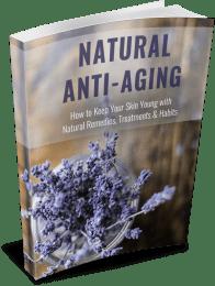 Natural Anti-Aging Premium PLR Ebook