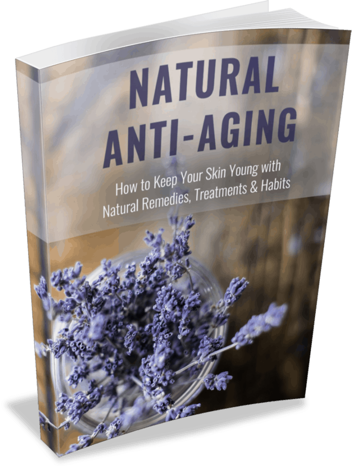 Natural Anti-Aging PLR Ebook