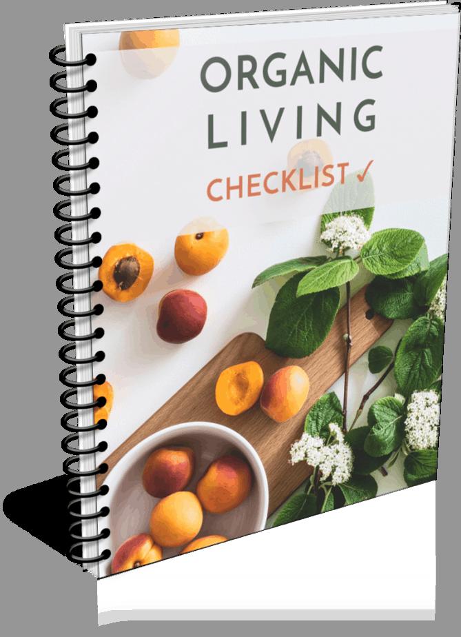 Organic Lifestyle PLR Checklist