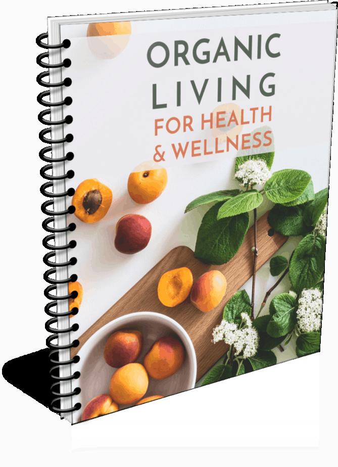 Organic Living PLR Ebook