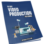 10 Part Video Production PLR Email eCourse