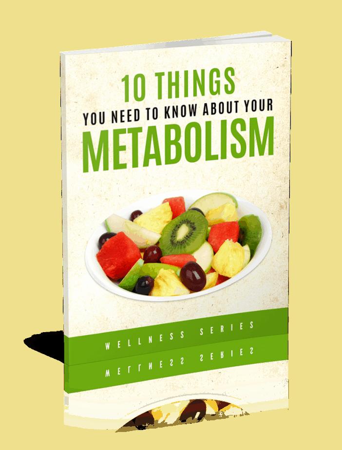 Metabolism Premium PLR Report