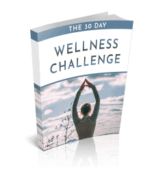 30 Day Wellness Challenge Premium PLR Checklist