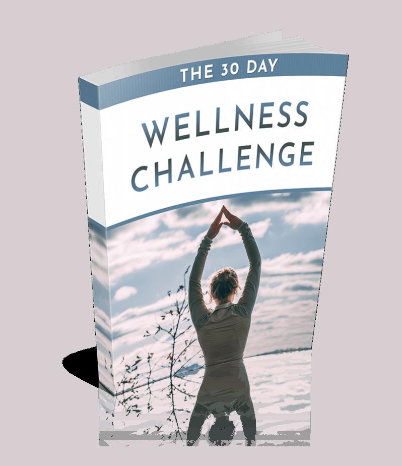 30 Day Wellness Challenge Premium PLR Ebook