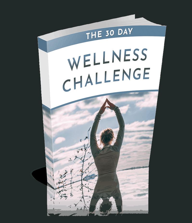 30 Day Wellness Challenge Premium PLR Checklist