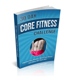 30 day core fitness premium plr ebook