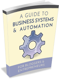 Biz Systems PLR eBook