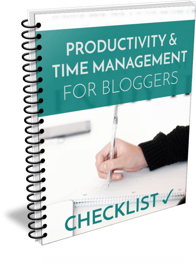 Blogging Productivity PLR Checklist