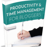 Blogger Productivity PLR eBook