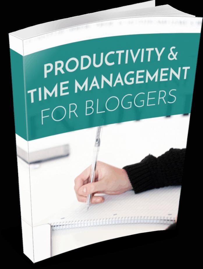 Blogger Productivity PLR eBook