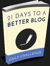 Boost Blog Challenge PLR eBook