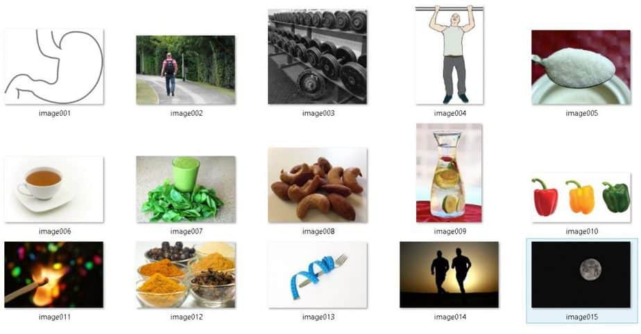 Boost Your Metabolism Royalty Free Images