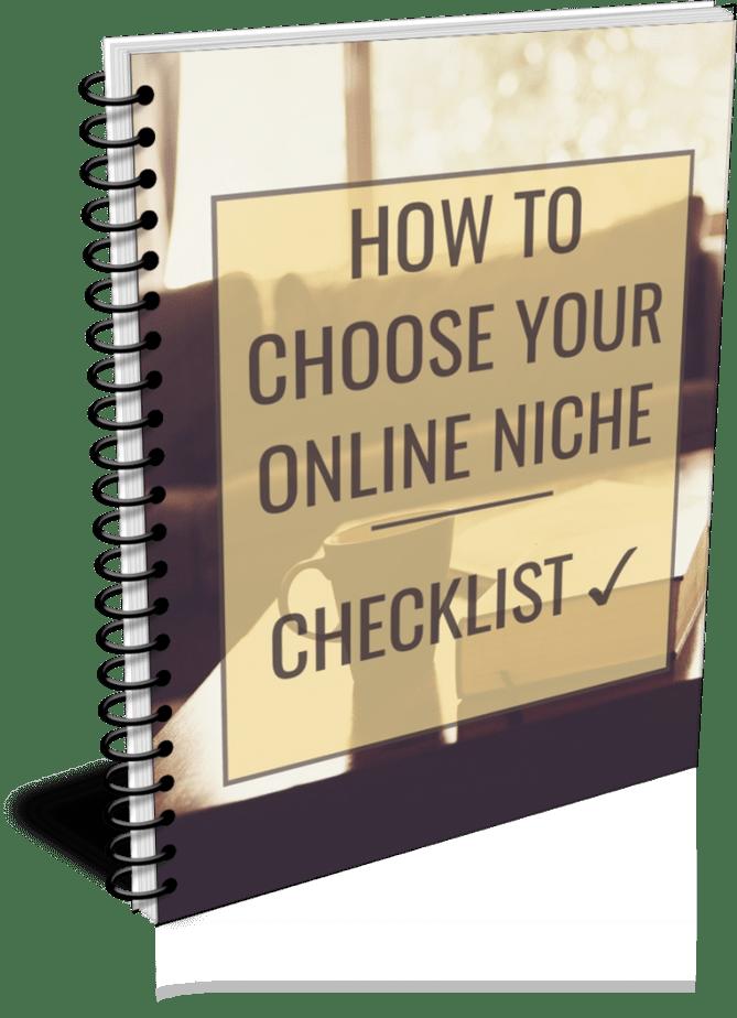 Choosing Your Online Niche PLR Checklist