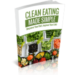 Clean Eating Premium PLR Ebook