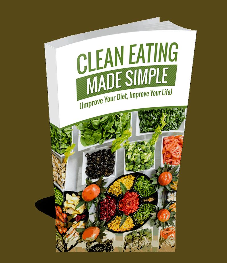 Clean Eating Premium PLR Ebook