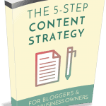 Content Planning PLR eBook
